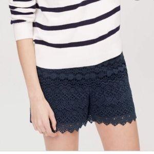 Loft Riviera Shorts! SZ 10!